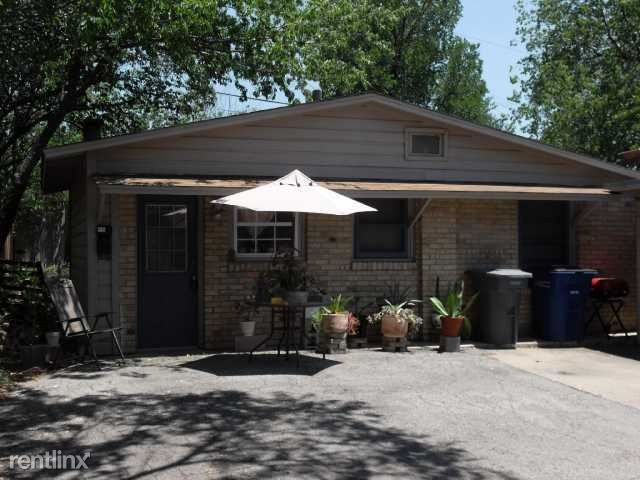 2411 winsted ln b austin tx 78703 1 bedroom house for rent for 950