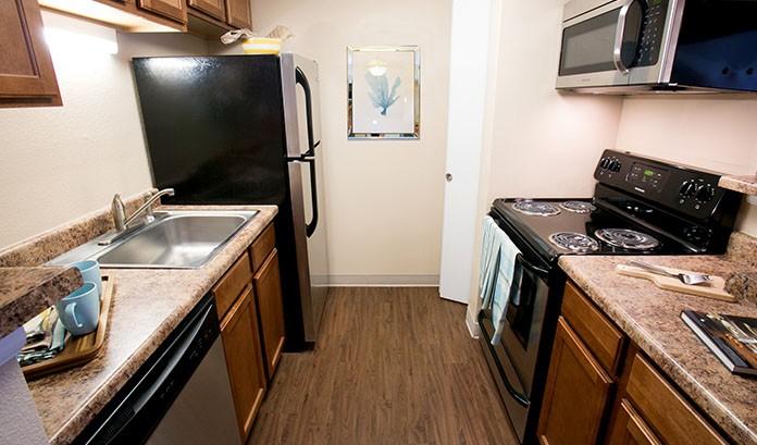 Oak Ridge Apartments photo