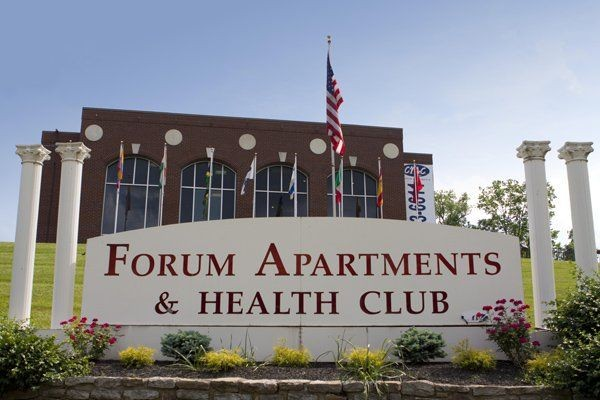 The Forum Apartments and Health Club for rent