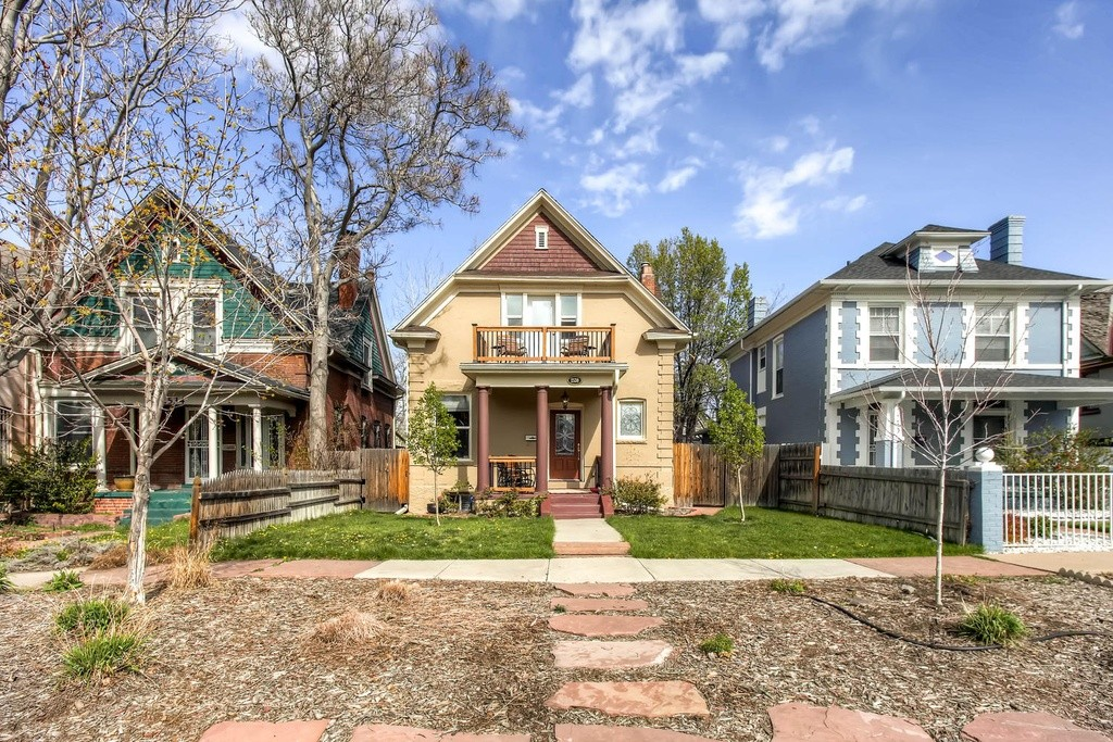 Marion St E 25th Ave Denver Co 80205 4 Bedroom House For Rent For 3 200 Month Zumper