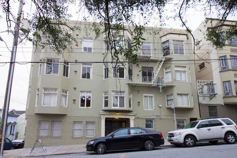 520 Buchanan St, San Francisco, CA 94102 - Studio ...