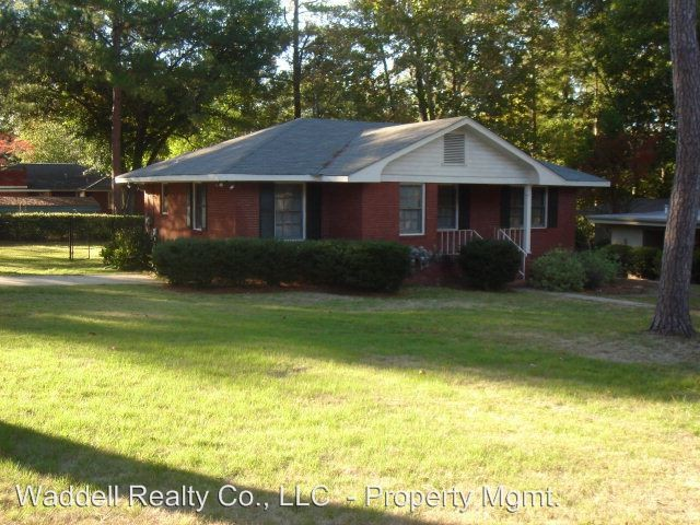 3103 college ave columbus ga 31907 3 bedroom house for rent for 850