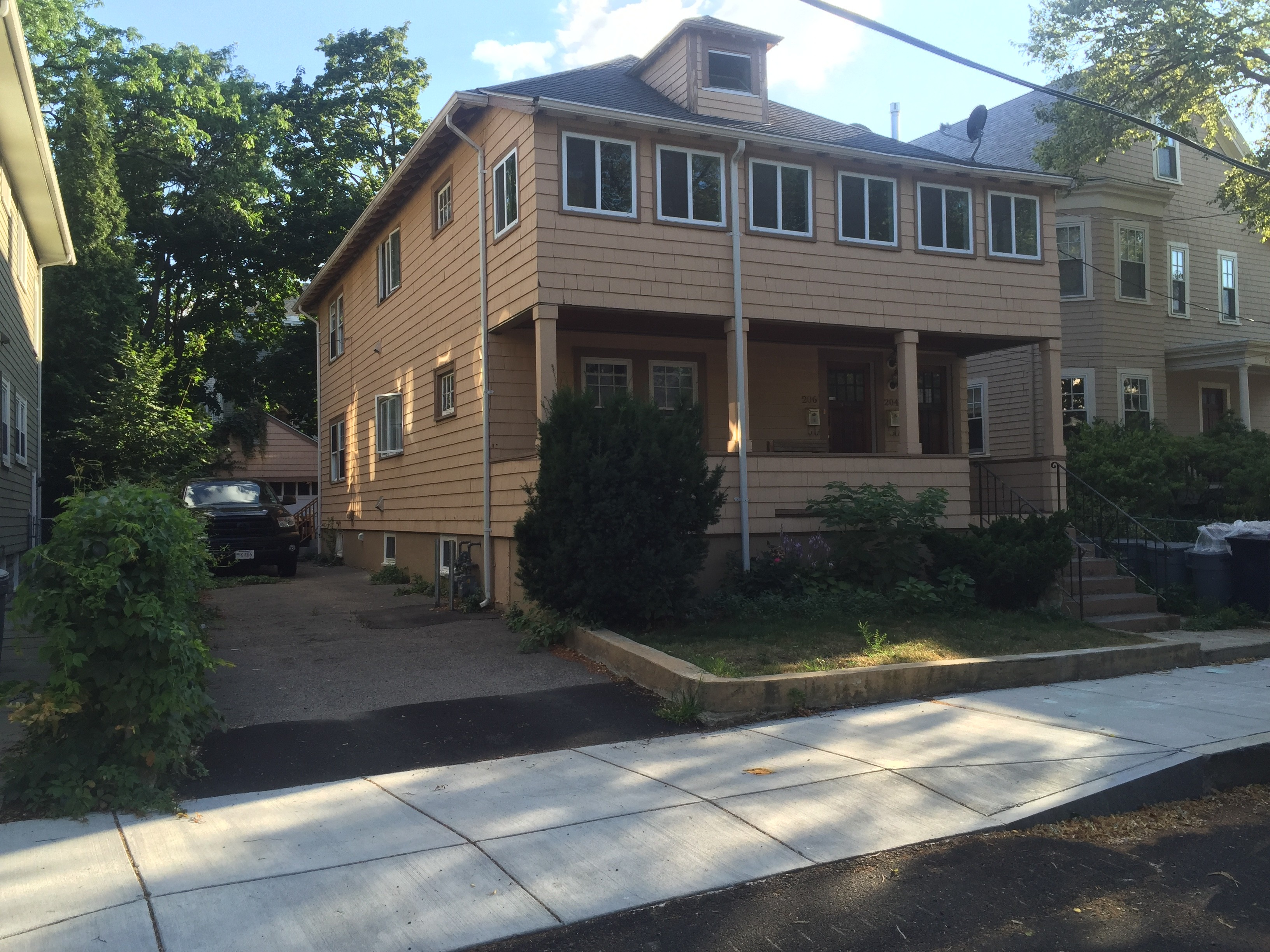 206 fayerweather street cambridge ma 02138 3 bedroom - 3 bedroom apartments in cambridge ma ...