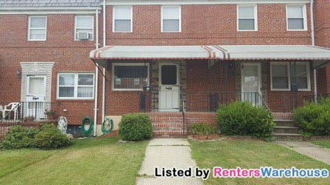 7829 Wynbrook Rd Baltimore MD 21224 2 Bedroom House For Rent For 1 050 Mon