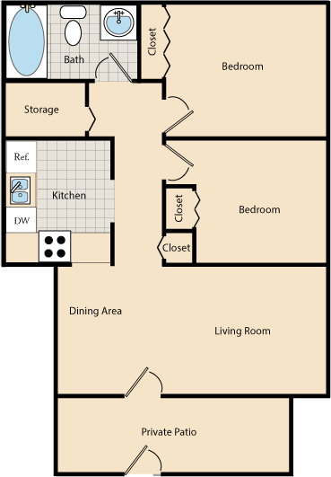 Webster Lake Apartments