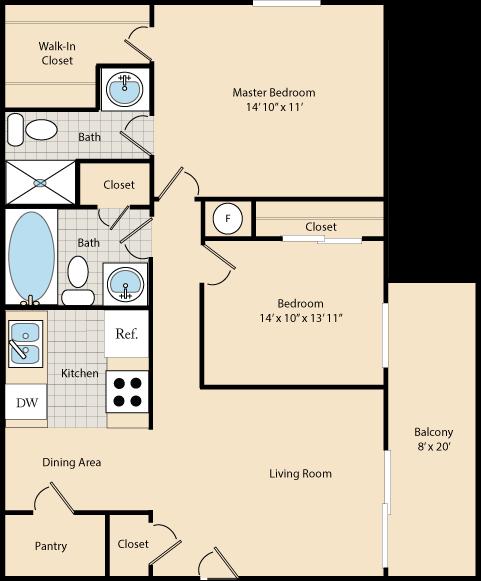 Wentworth Apartments: Wentworth Apartments, Aurora