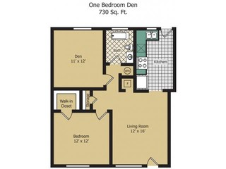Ordinaire Floorplan