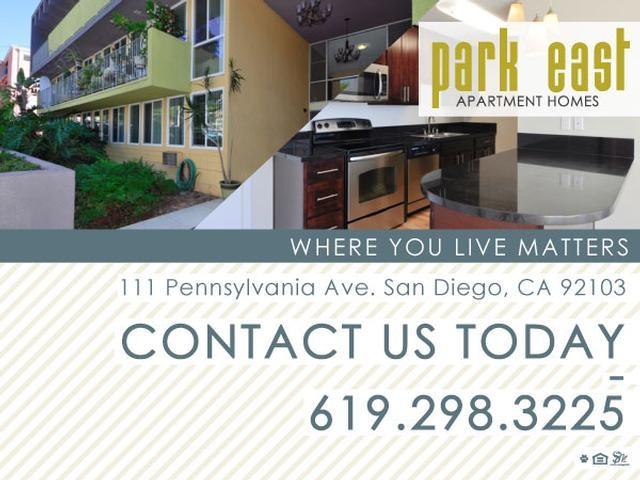 111 W Pennsylvania Ave San Diego Ca 92103 1 Bedroom Apartment