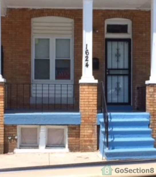 1624 Braddish Ave Baltimore MD 21216 3 Bedroom Apartment For Rent PadMa