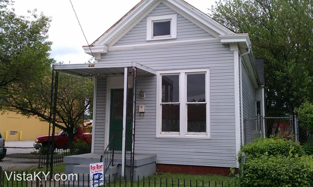 646 S 18th St Louisville KY 40203 2 Bedroom House For Rent For 549 Month