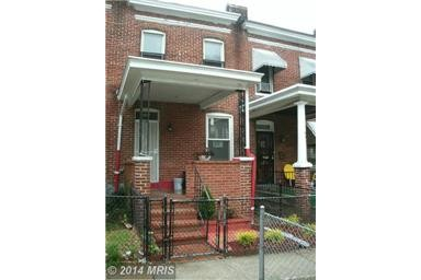 625 Denison St Baltimore MD 21229 2 Bedroom House For Rent For 1 250 Month