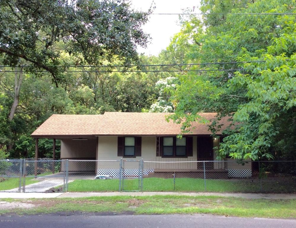 1120 detroit st jacksonville fl 32254 3 bedroom house for rent for