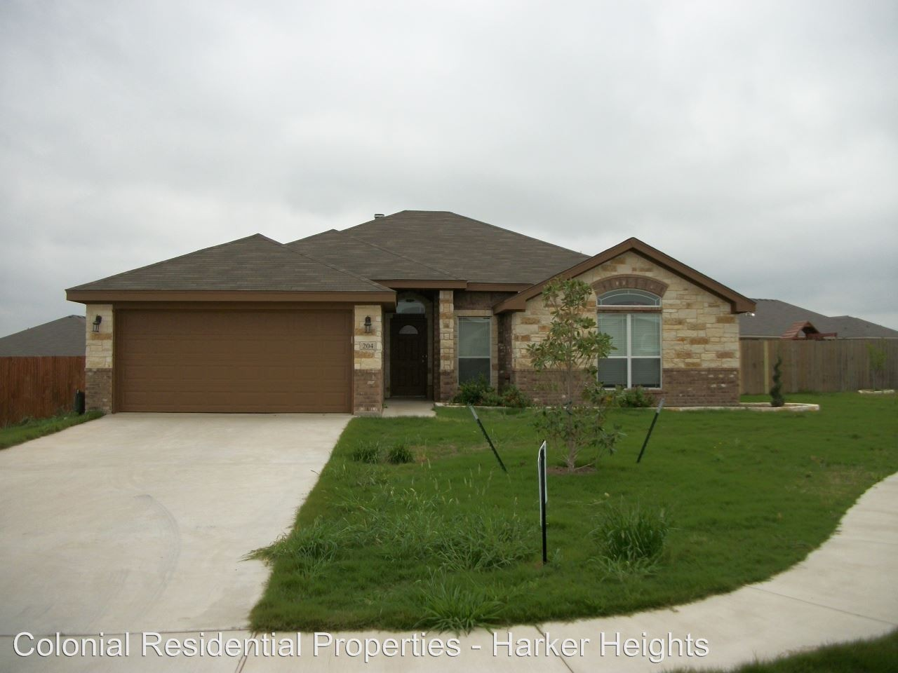 204 rowdy dr killeen tx 76542 3 bedroom house for rent