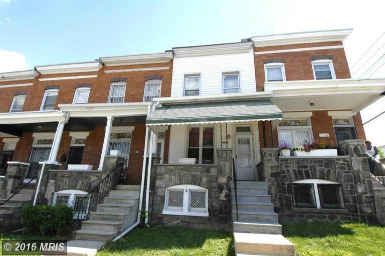 2213 baker st baltimore md 21216 3 bedroom house for rent for 1 150 month zumper