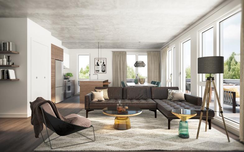 Studio Apartment Montreal