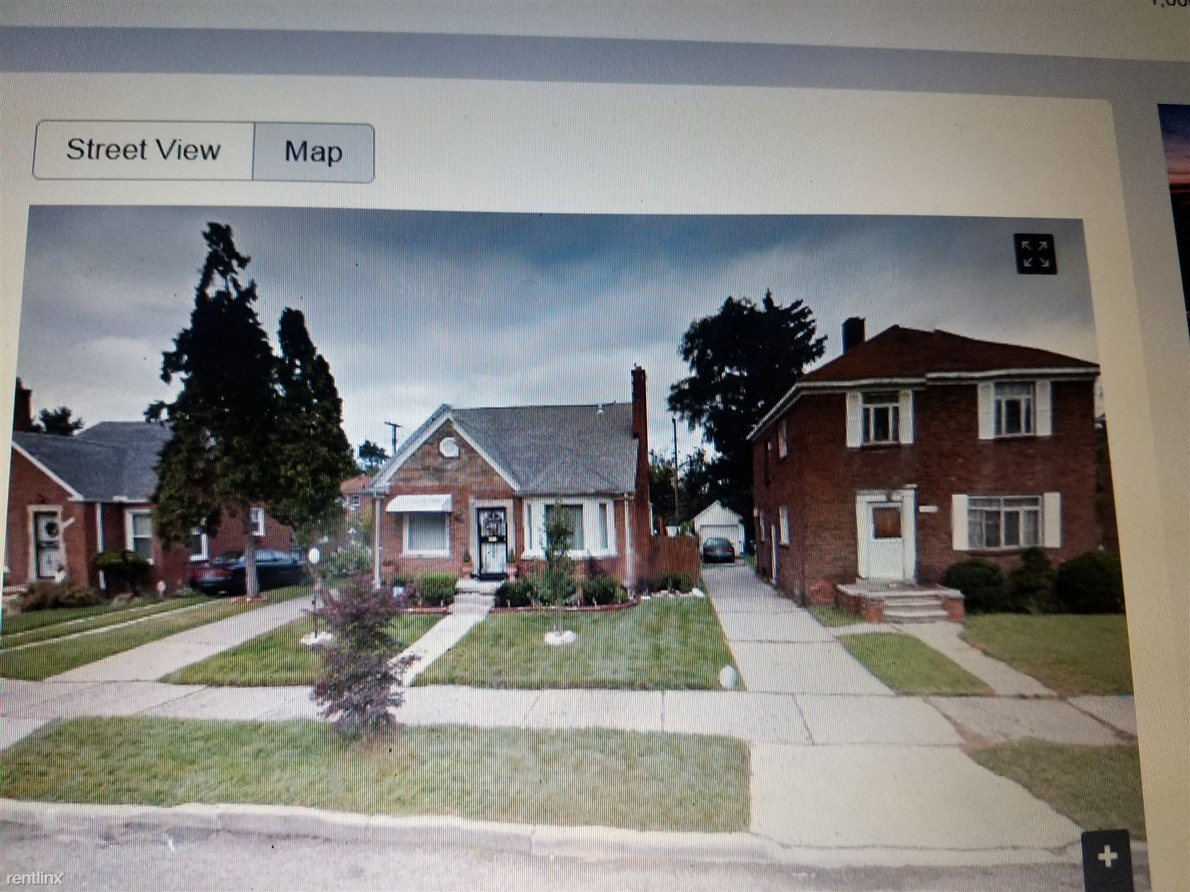 16891 Washburn St Detroit Mi 48221 2 Bedroom House For