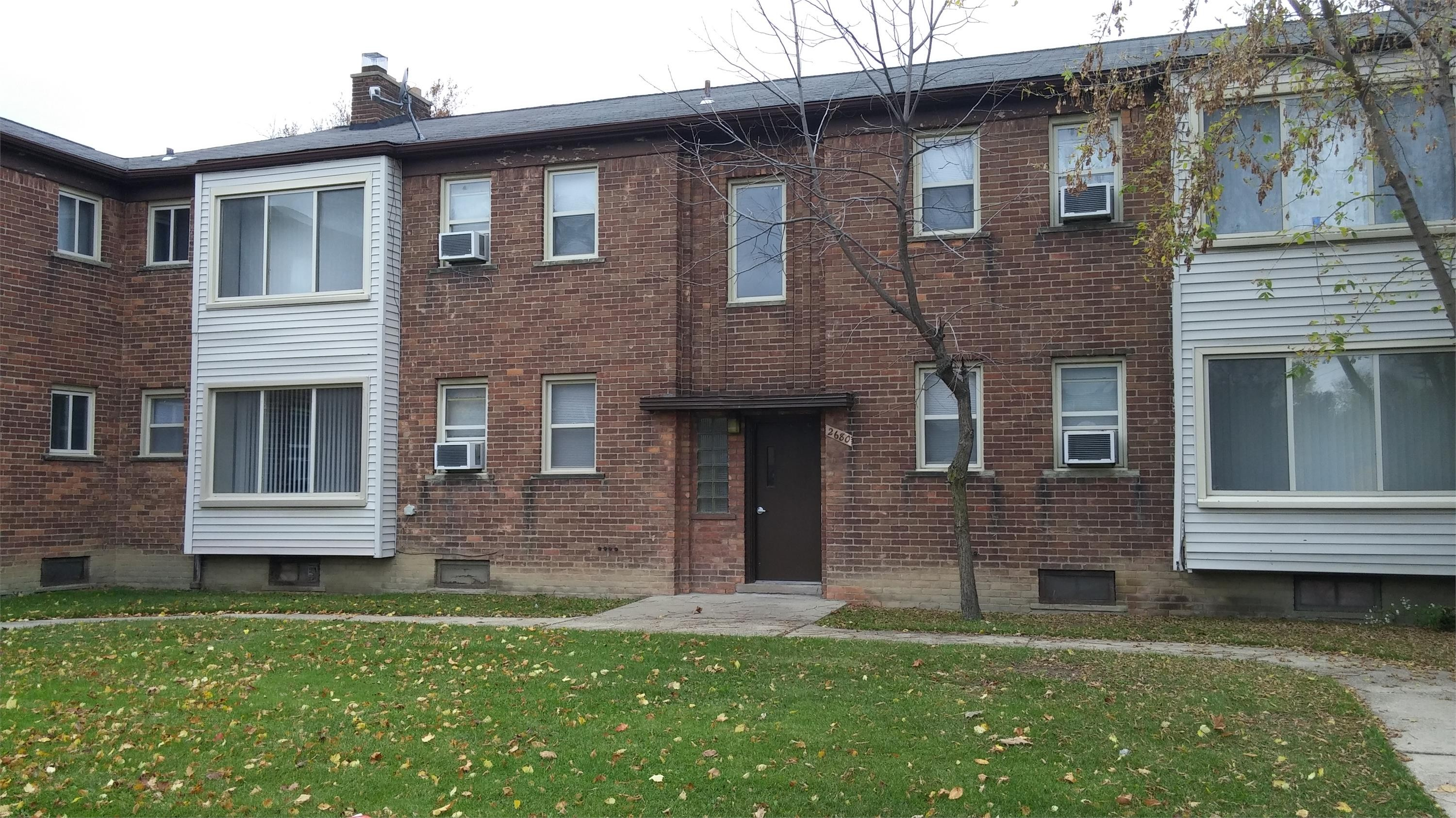 2680 Ewald Cir 2680ewaldc Detroit Mi 48238 2 Bedroom Apartment For Rent Padmapper
