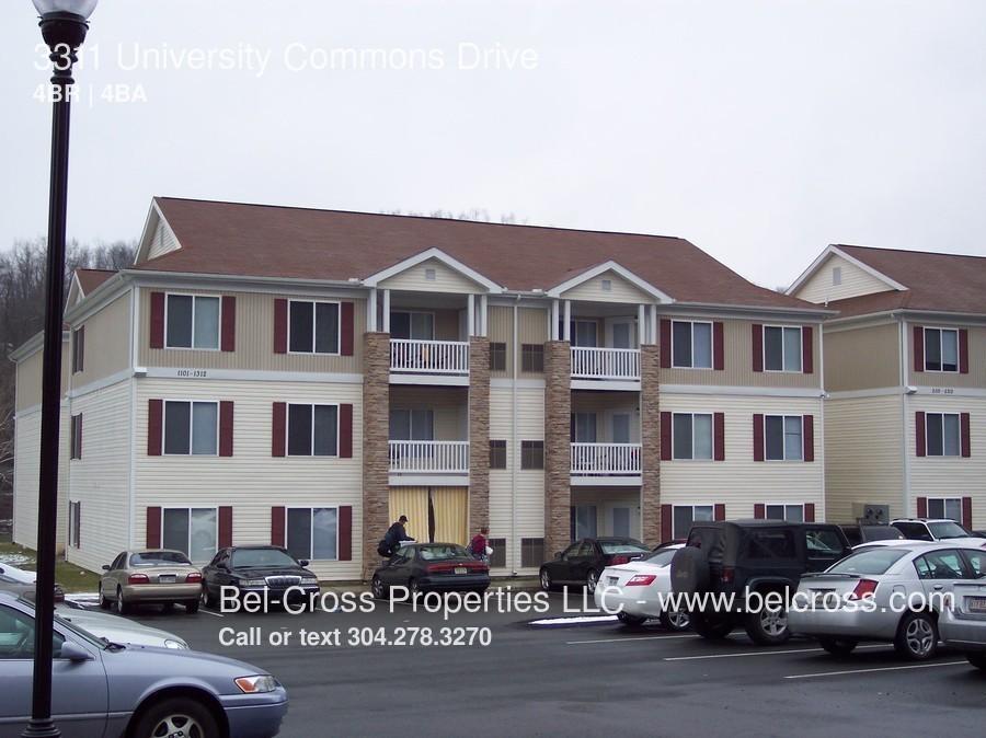 3311 university ave morgantown wv 26505 4 bedroom apartment for