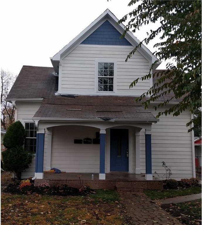 213 N Warman Ave #A, Indianapolis, IN 46222 3 Bedroom