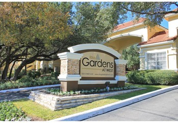 Arboretum San Antonio. Gardens at West & The Canopy Apartments for Rent - 950 E Bitters Rd San Antonio TX ...
