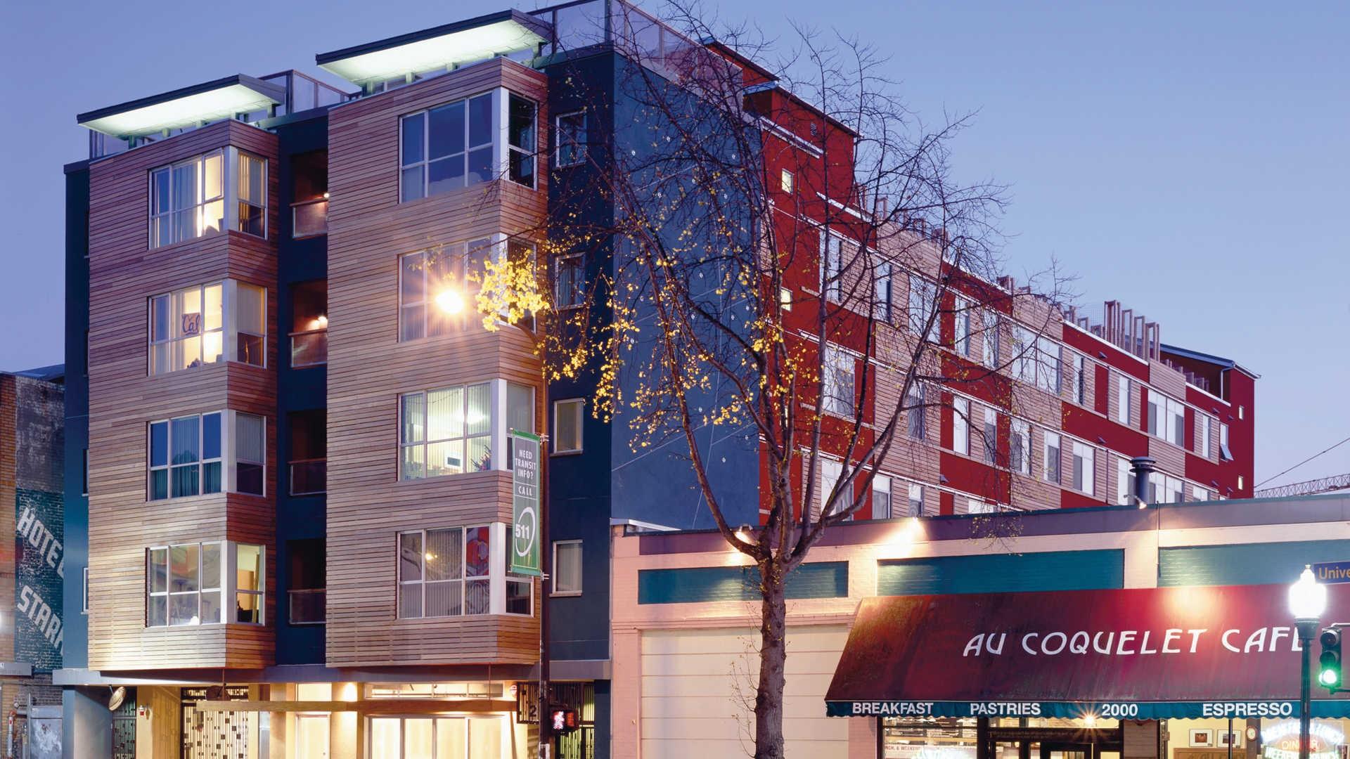 Berkeley Apartments - Touriel