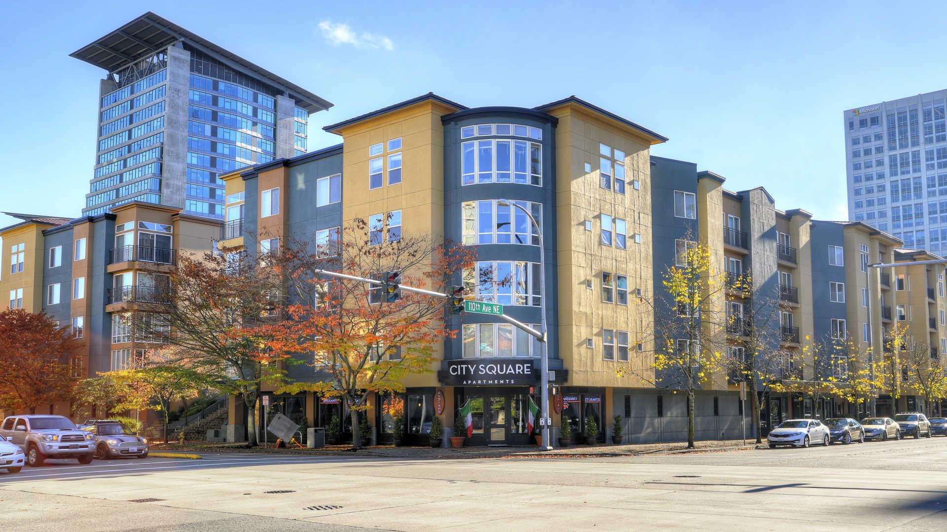 City Square Bellevue