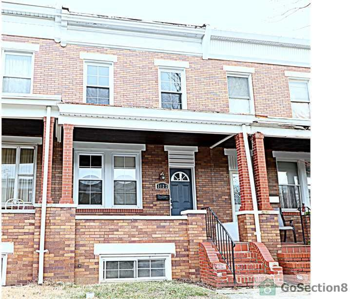 3122 chesterfield ave baltimore md 21213 2 bedroom 17939 | full