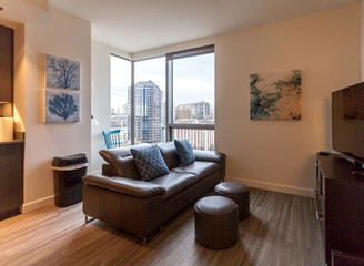 short term apartments for rent near lower queen anne seattle wa
