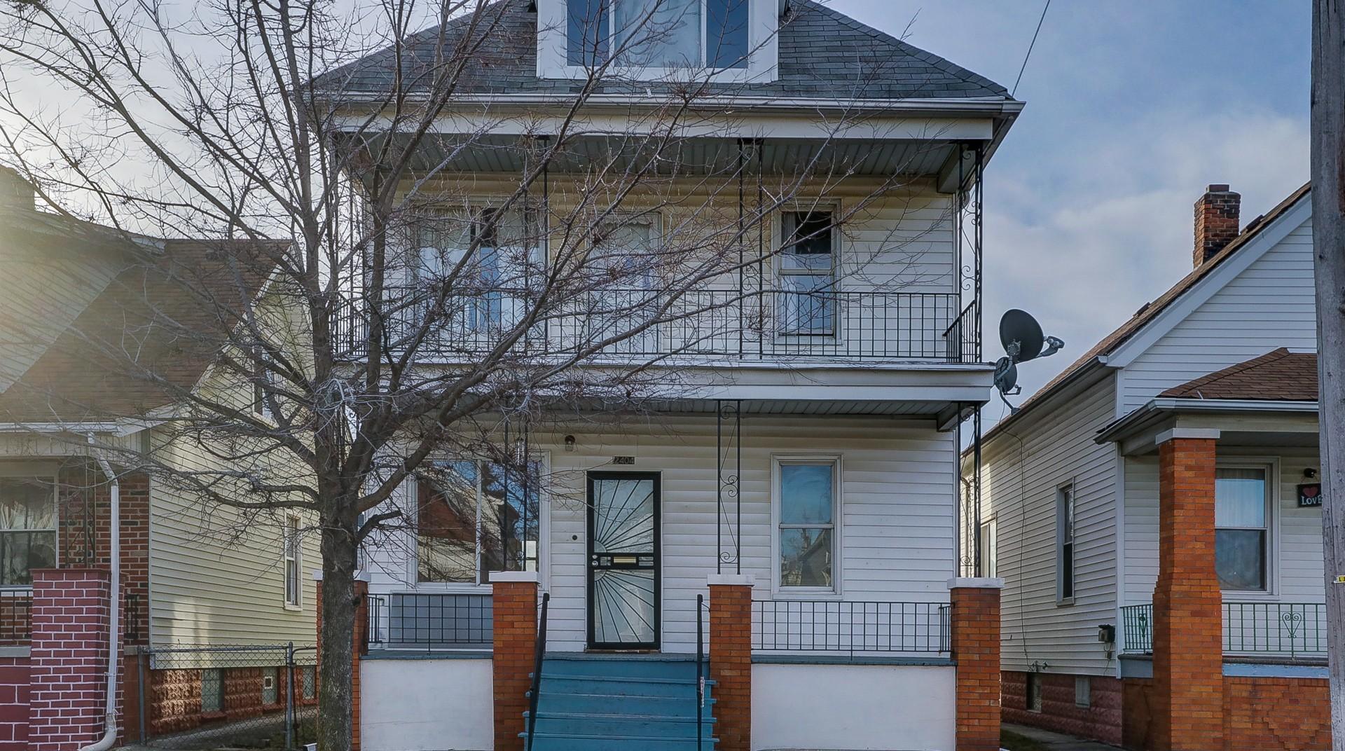 12918 St Louis St Detroit Mi 48212 2 Bedroom Apartment For Rent Padmapper