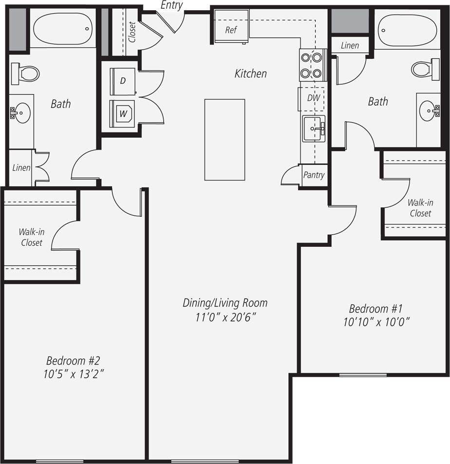 Apartment For Rent In San Francisco: Avalon Ocean Avenue, San Francisco