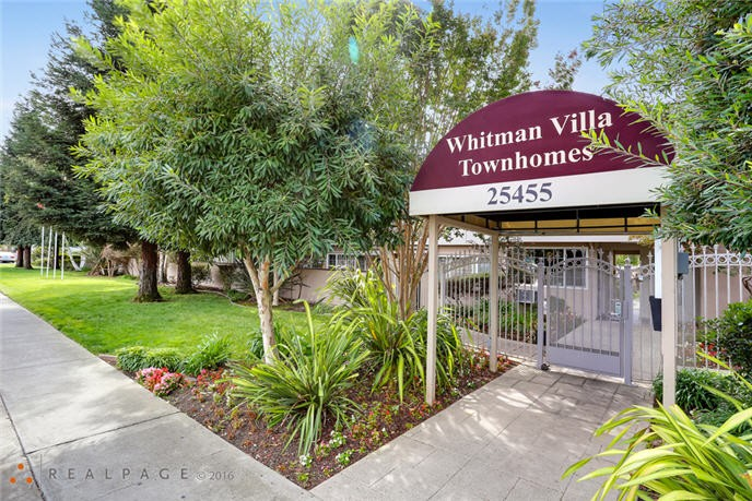 Whitman Villa Townhomes