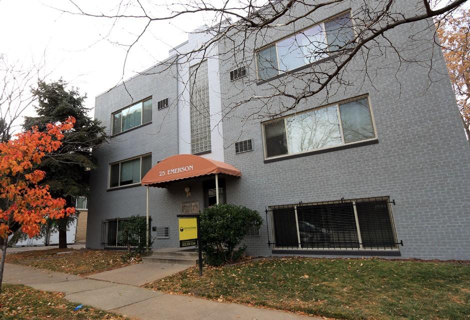 Apartments Near Denver 25 Emerson for Denver Students in Denver, CO