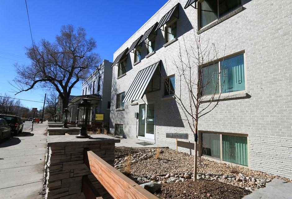 Logan Terrace for rent