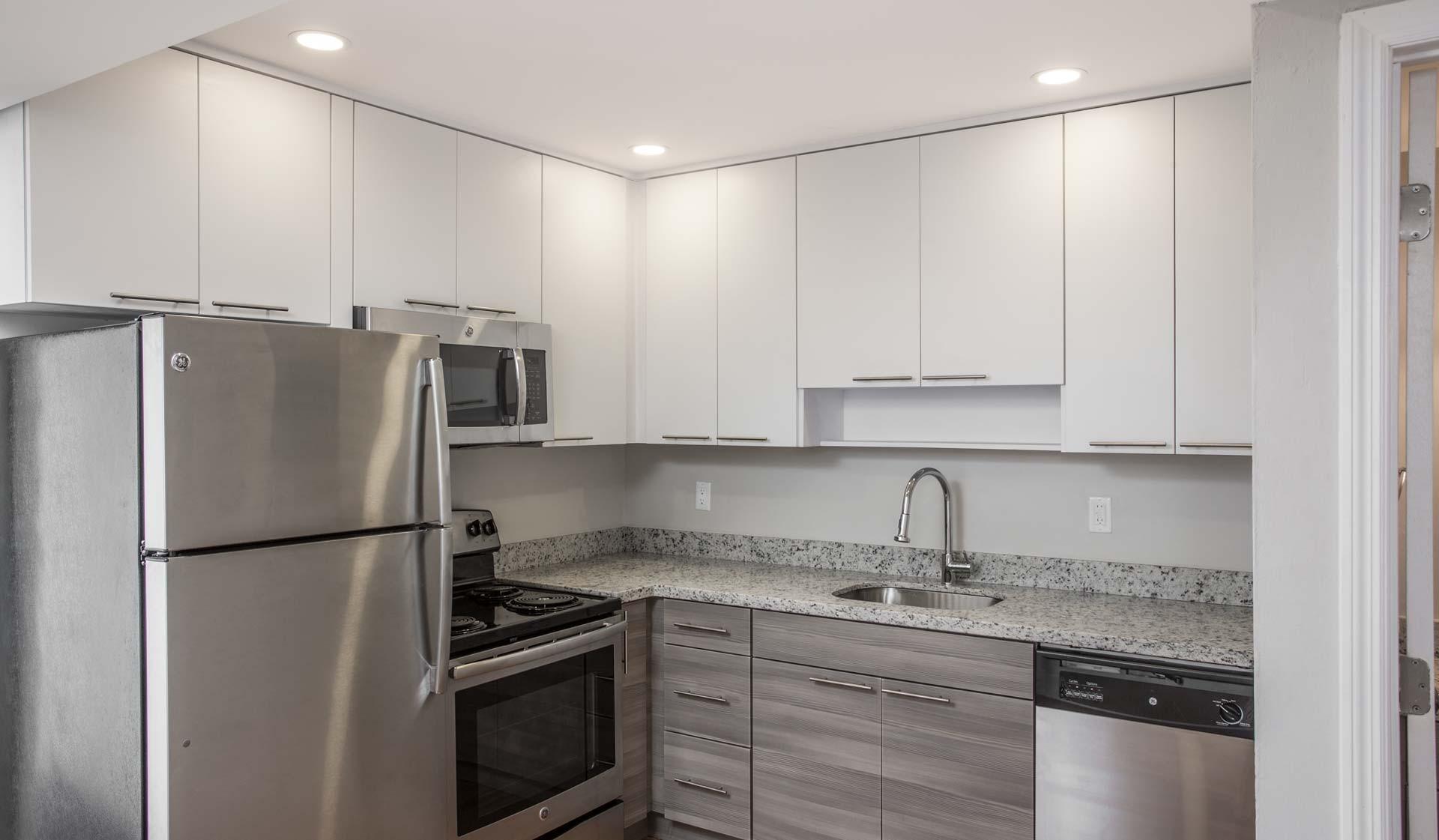 Four Quarters Habitat Apartments