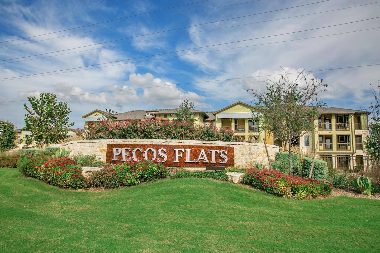 Pecos Flats Apartments rental