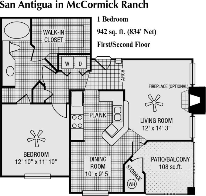 San Antigua In Mccormick Ranch