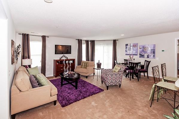 The Apartments at Diamond Ridge