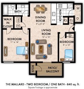 Hidden Lakes Apartment Homes