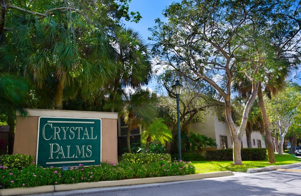 Crystal Palms