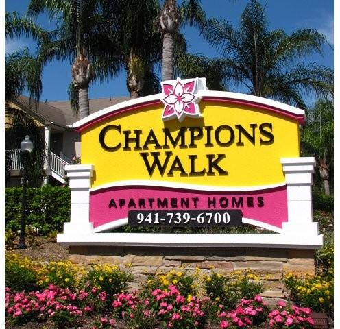 Champions Walk
