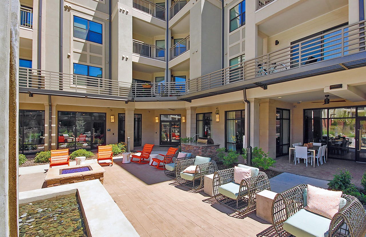 The Mille Brookhaven Apartment Homes