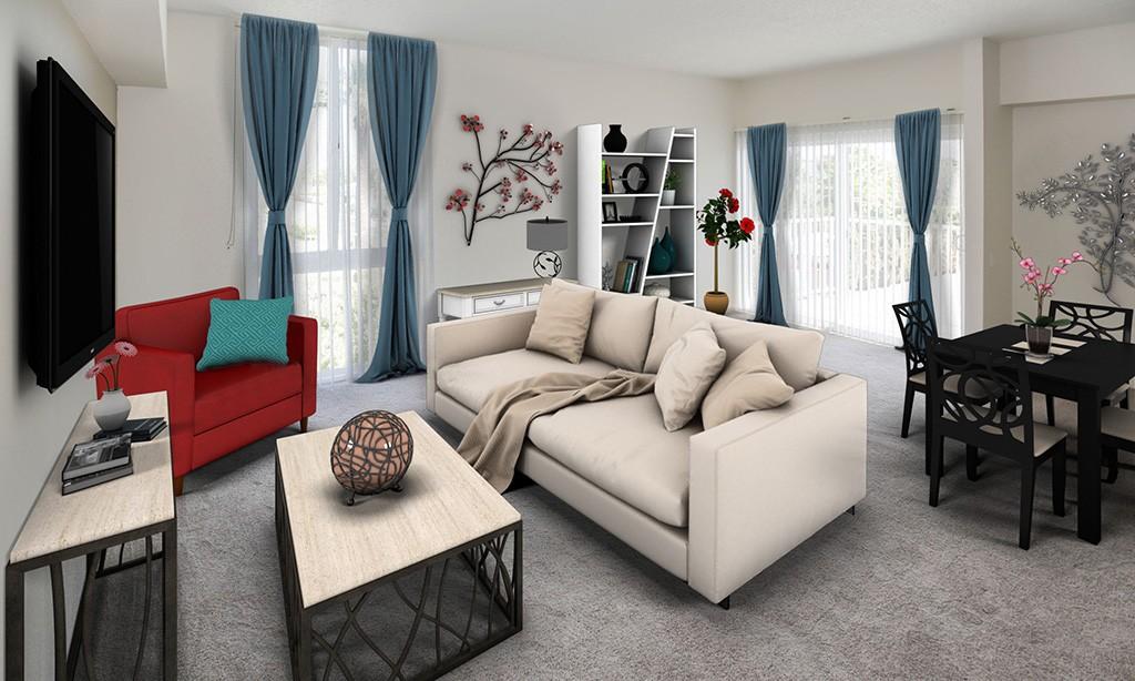 Cascades Apartments rental