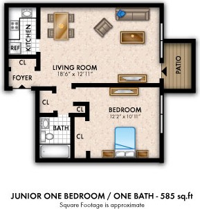Kingswood Apartments & Townhomes