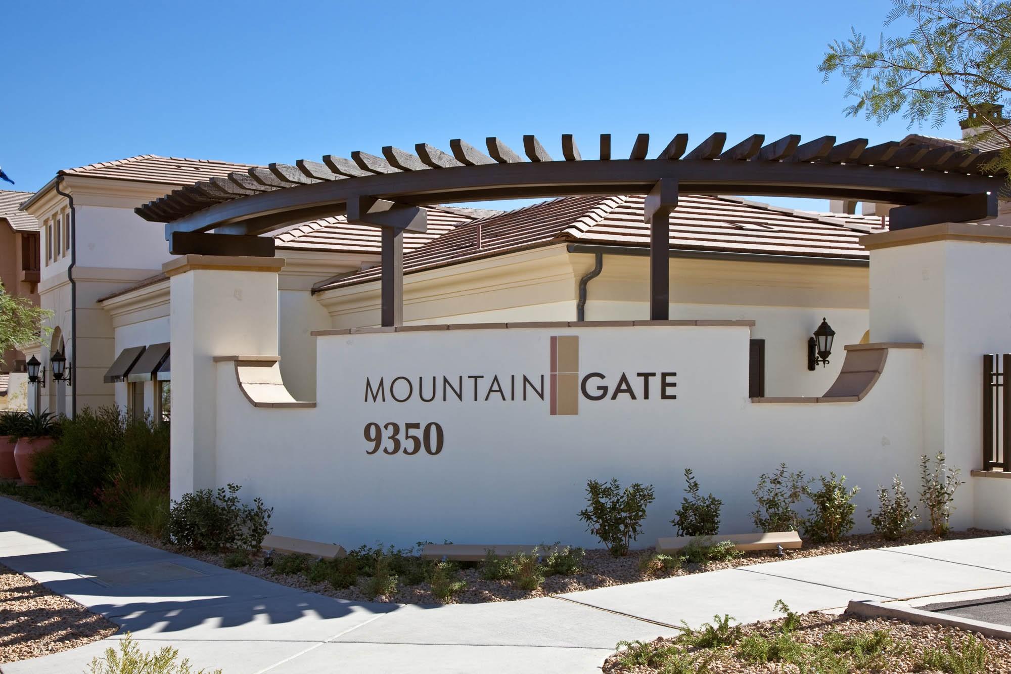Mountain Gate rental