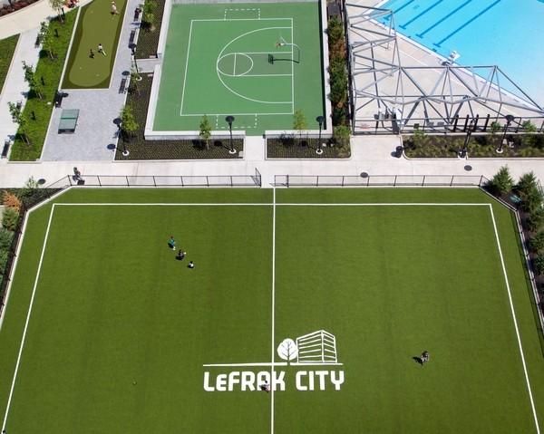 LeFrak City - London