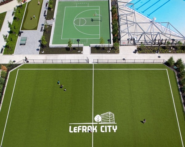 LeFrak City - Paris