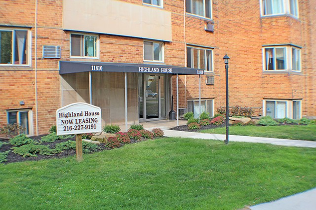 Highland House Apartments - 11810 Lake Ave, Lakewood, OH 44107 with ...