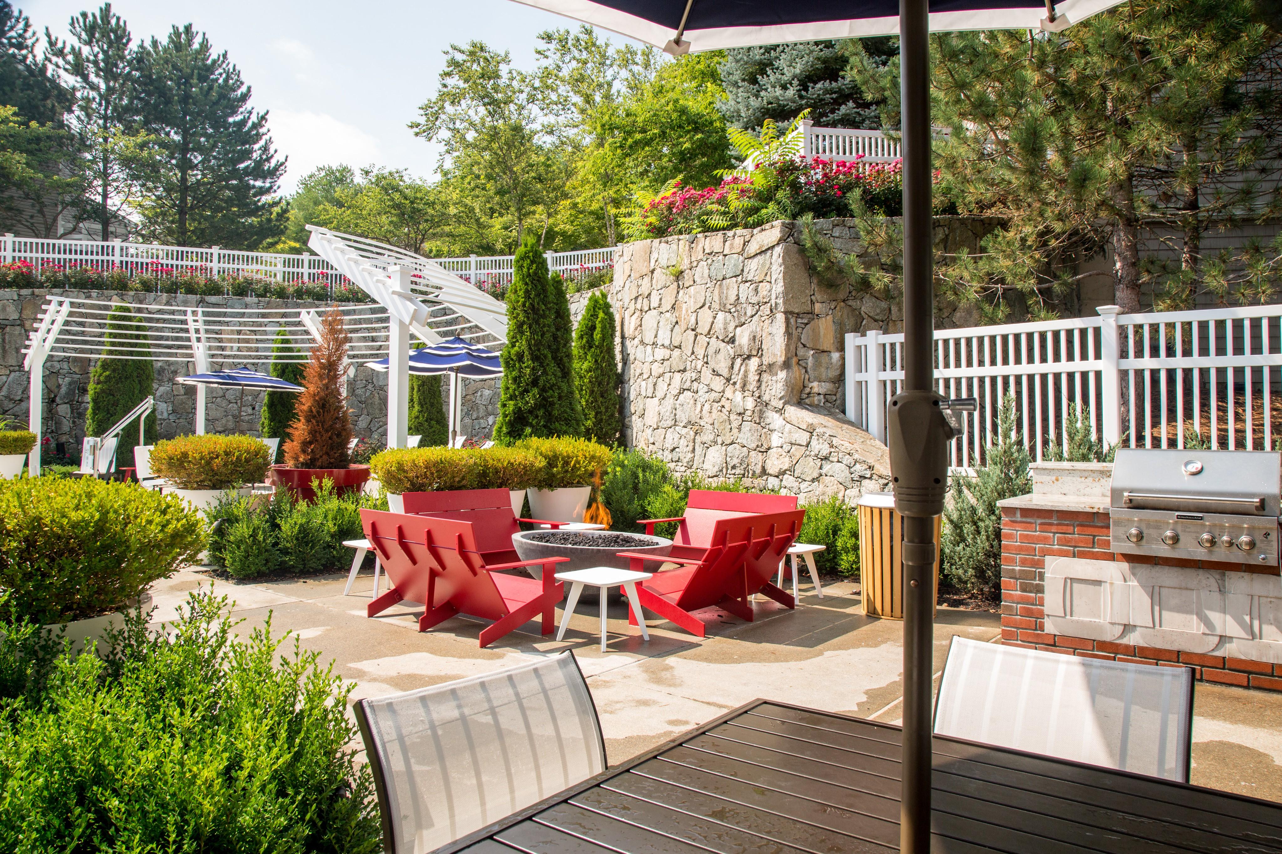 The Residences at Stevens Pond photo