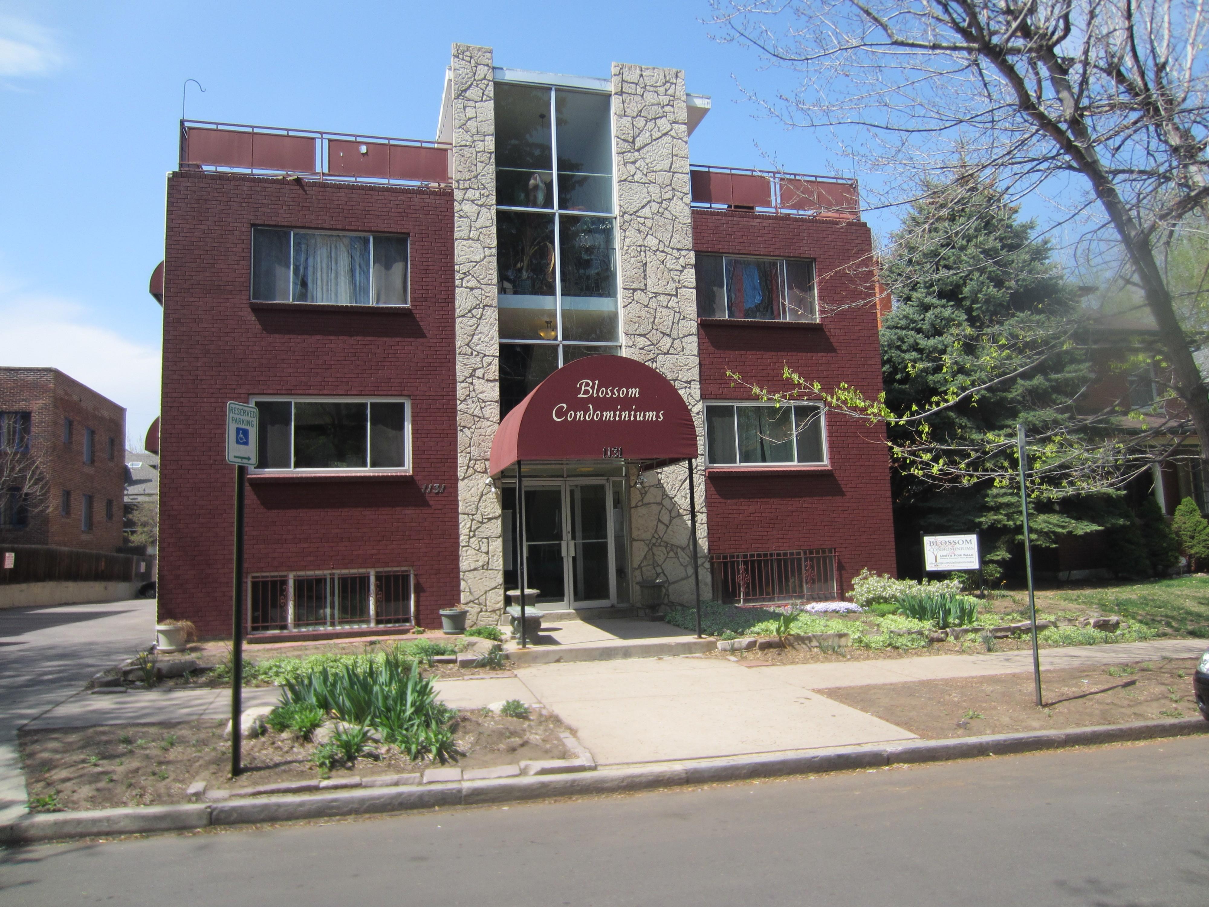 1131 N Lafayette St, Denver, CO 80218 - Apartment Rental | PadMapper