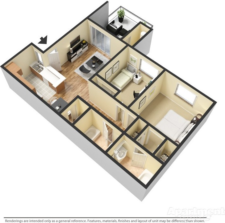 Gila Springs Apartments